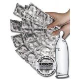 Secura nøytrale Kondomer 24 pk