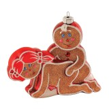 Pornaments Ginger Style