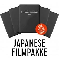 Overraskelsespakke Film - Japanese