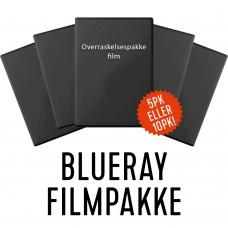 Overraskelsespakke Film - Blueray