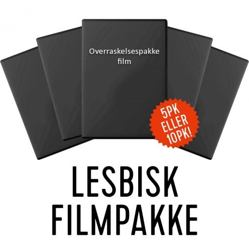 Overraskelsespakke Film - Lesbisk