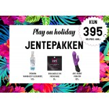 Play On Holiday - Jentepakke