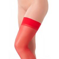 Amorable - Basis Strømper rød