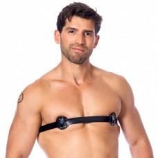 Rimba - Nipple-harness med tagger på innsiden