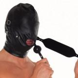 Rimba - Maske med avtagbare deler og gag