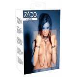 Zado - Collar og cuffs med kjetting