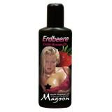 Magoon - Massasjeolje, 100 ml Jordbær