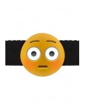 Emogag - sjokkert emoji gag