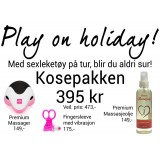 Play On Holiday - Kosepakke