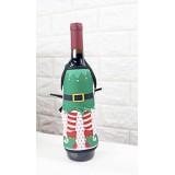 Vinflaskeforkle - Klassisk grønn alv