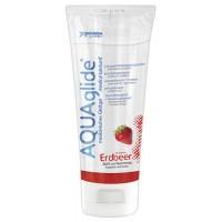 AQUAglide - Vannbasert Glidemiddel - Jordbær 100 ml