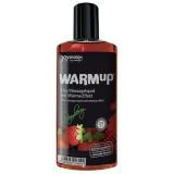 Warm-up Massasjeolje - Jordbær