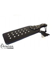 Avalon - Beast - Massiv paddle med nagler - sort