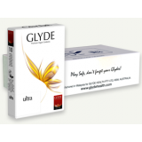 Glyde - Ultra - Veganske Kondomer 10 pk