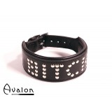 Avalon - Collar Bitch - Sort