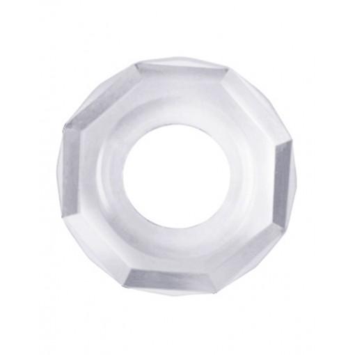 PowerPlus Flexible - Transparent Penisring - Mutterform