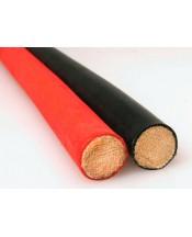 BQS - Cane - spanskrør med gummibelegg - Sort