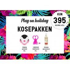 Play On Holiday - Kosepakke