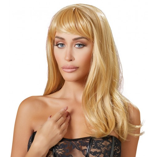 Cottelli Collection - Parykk Blondine - Linda