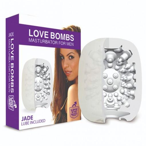 Love In The Pocket – Love Bomb – Mini Masturbator