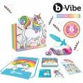 B-Vibe - Unicorn Plug Set - 6 Piece Collection
