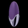 Satisfyer - Purple Pleasure - Lay-on Klitorisvibrator - Lilla