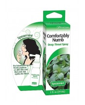 Comfortably Numb Bedøvelsesspray - Spearmint