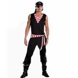 Sexy Boy - Pirat Kostyme Mann