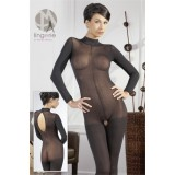 Catsuit med lang arm