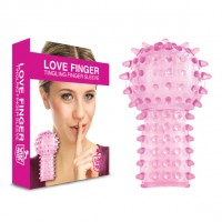 Love in the pocket - Love finger tingling