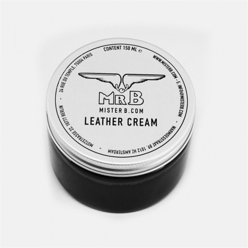 Mr. B - Leather Cream - Lærolje
