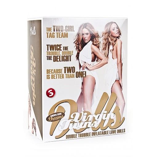 Shots - Virgin Twins 2 dukker