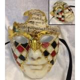 Venezia Maske - Ruter og noter