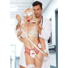 Ouch! - Nurse bondage Kit - Sykepleier bondage sett