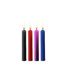OUCH! - Teasing Wax Candles- 4 pk parafin vokslys
