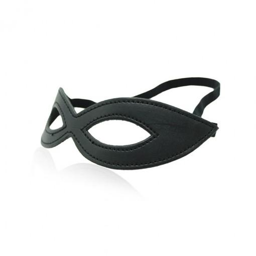 Enkel øyemaske - sort
