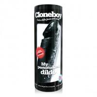 Cloneboy - Sort dildo - Avstøpning penis